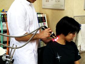神経障害、鎮痛作用の高い近赤外線治療器
